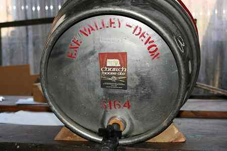 A Barrel of Church Ale