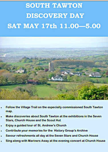 South Tawton Discovery Day